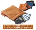 【財布 ウォレット 小銭入れ】日本製 鹿革バネポーチ DS29