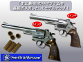 スミス&ウェッソン M62944マグナムガスガンセット / S&W