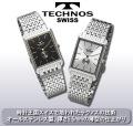 【ウォッチ 腕時計】テクノス スーパースリムウォッチ / TECHNOS