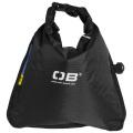 【OVER BOARD】防水ドライフラットバッグ5L/ブラック