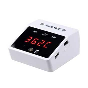 【別送商品】スグッピ 非接触温度計  3R-NCT02WT