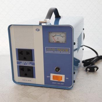 電圧安定装置1500W
