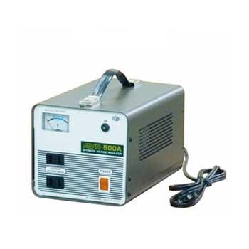 【送料無料】100V±15%から100V±2%以内へ 国内用電圧安定装置 500VA