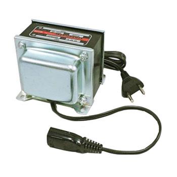 単相単巻ダウントランス 100VA ヨーロッパや中国・韓国などの220Vから100Vへ降圧