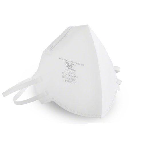 【送料無料】【別送商品】折り畳み型 NIOSH認証 N95マスク (20枚入り)×10箱 計200枚 1枚当@284円
