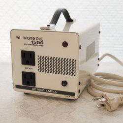 降圧変圧器1500W