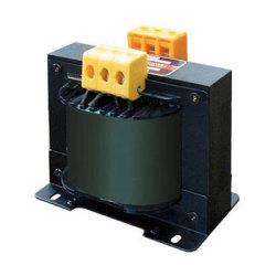 【送料無料】単相複巻 昇圧電源トランス 110V/100Vから220V/200Vへ 2000VA