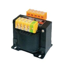 単相絶縁トランス 120/110/100Vから120/110/100Vへ 静電シールド付 300VA