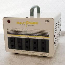 マルチ変圧器1000W