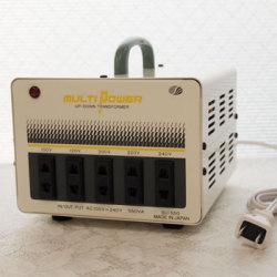 マルチ変圧器550W