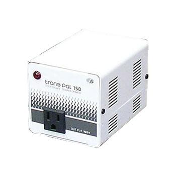 ヨーロッパ、中国、韓国など220-230Vの国で100Vに降圧するダウントランス150W