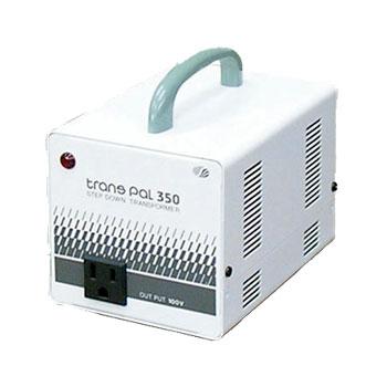 【送料無料】120Vの国で100Vにするダウントランス(降圧変圧器)350W 安全機能付きで安心