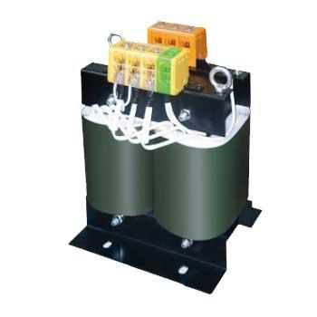 【送料無料】単相複巻 絶縁トランス 200V 静電シールド付 10KVA