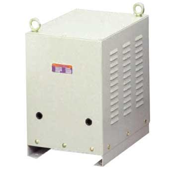 【送料無料】単相複巻 降圧電源トランス 静電シールド付 7.5KVA 屋内ケース入