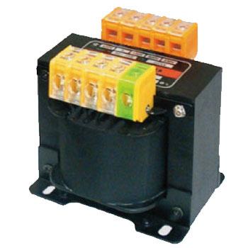 【送料無料】単相絶縁トランス 120/110/100Vから120/110/100Vへ 静電シールド付 5KVA