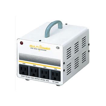 【送料無料】各国の電圧に対応したマルチ入力トランス 寝室や書斎に最適な容量550W