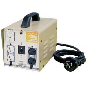 【送料無料】単相 単巻 降昇圧両用変圧器 100/200V⇒100/115/200V 容量3KVA