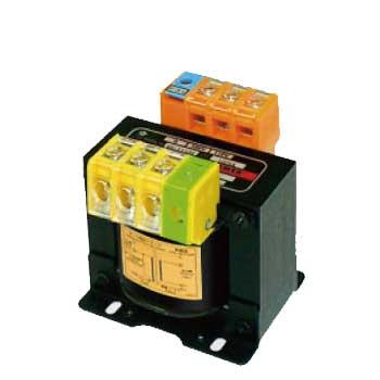 単相複巻 100/110V/F-100/110V/E サージ・ノイズ吸収トランス 300VA