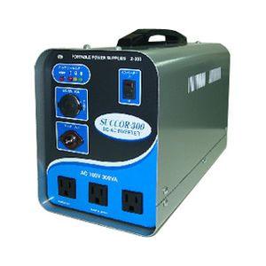 電源バッテリー300W