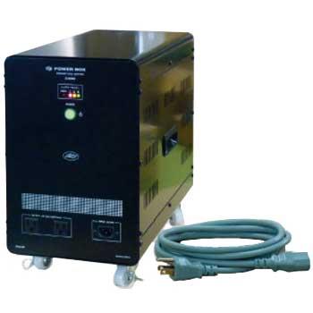 【送料無料】電源のとれない現場や災害時の備えとして ポータブル電源600VA