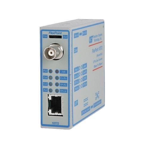 メディアコンバータ FlexPoint 10T/2 型番:4320-8