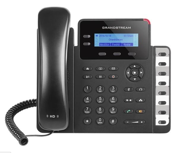IP電話機 GRANDSTREAM GXP1628 (小規模ビジネス向け、ギガ対応)