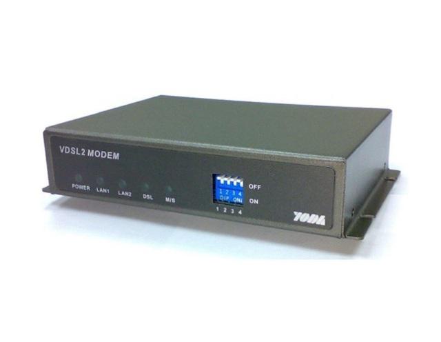 VDSLモデム V102M(接続に際して2台必要になります)