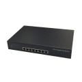 PoE対応スイッチングハブ 10/100/1000M 8ポート PS800G