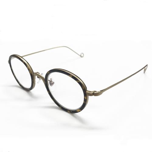 Ciqi Herbie PC Vintage Brown / シキ・ハービー・ヴィンテージブラウン 【JUJUBEEのめがね】老眼鏡・PCメガネ