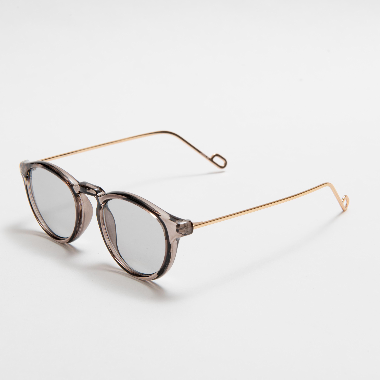 EVANS Sherbet Light Gray Lens sunglasses 《エヴァンス シャーベット ライトグレーレンズ サングラス》