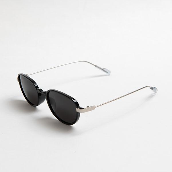 Ciqi Burt BLACK Sunglasses / バート ブラック 【シキのサングラス】