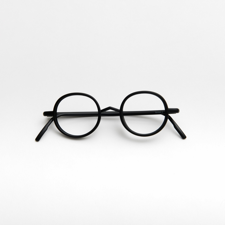 Ciqi Gordon MATTE BLACK /  ゴードン マットブラック  【シキのPCめがね・PC老眼鏡】