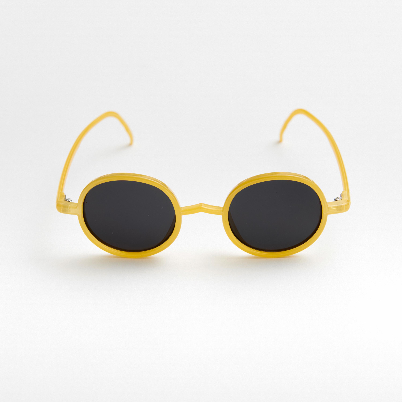Ciqi Gordon YELLOW Sunglasses  /  ゴードン イエロー 【シキのサングラス】