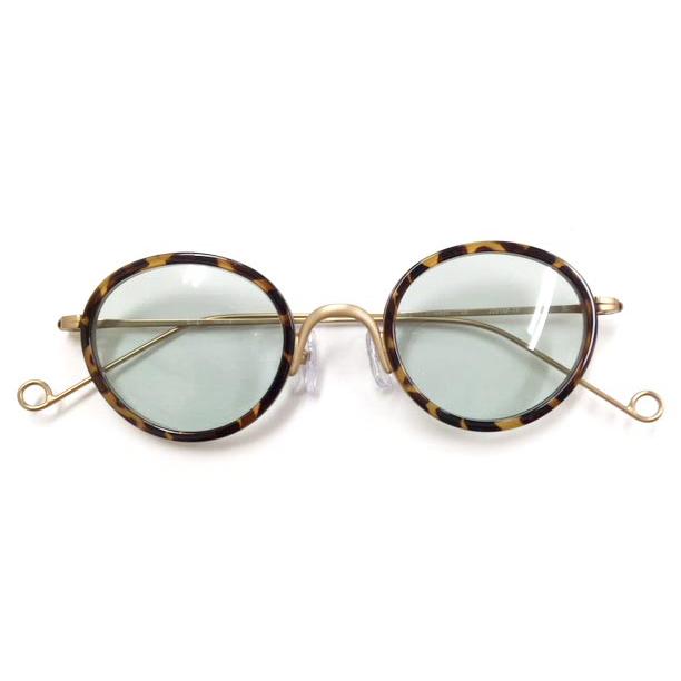 《限定モデル》 Ciqi Herbie Vintage Brown <br>※レンズカラー:ライトグリーン / シキ ハービー ヴィンテージブラウン ライトカラー