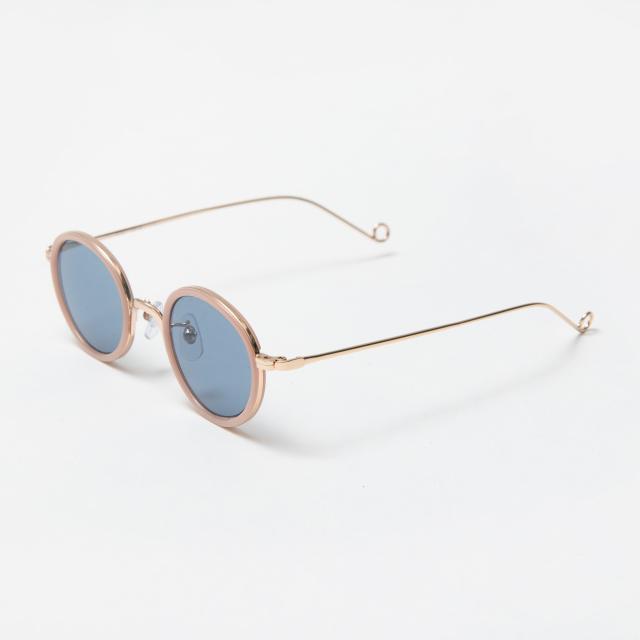 HERBIE Pink-Beige sunglasses 《ハービー ピンクベージュ サングラス》