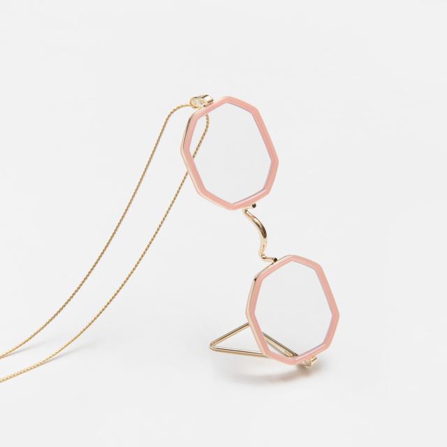Charme Pink 《シャルム ピンク》ピープグラス