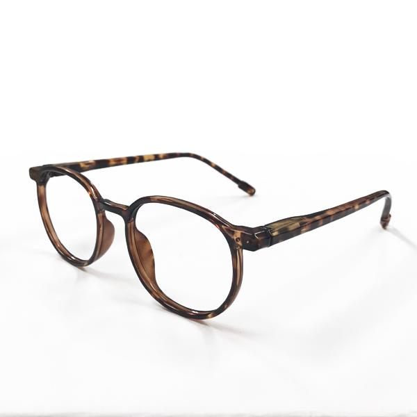 Ciqi Chet PC Brown / シキ・チェット・ブラウン 【Ciqiのめがね】老眼鏡・PCメガネ