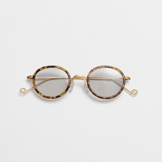 HERBIE Vintage Brown Gray Lens Sunglasses 《ハービー ビンテージブラウン グレーレンズ サングラス》