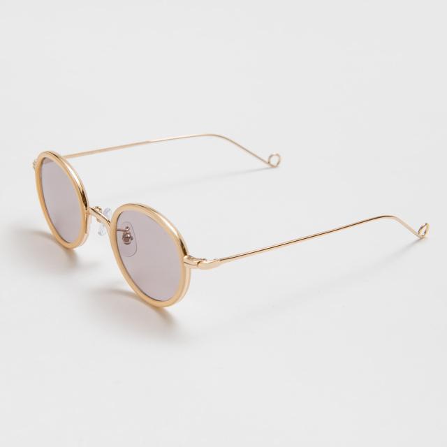 HERBIE Off-White Gray Lens sunglasses 《ハービー オフホワイト グレーレンズ サングラス》