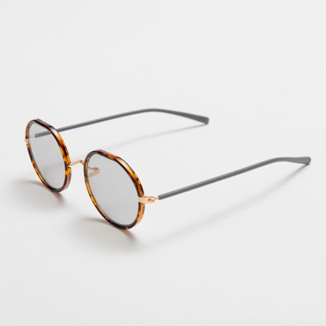 MIKK Slate Gray Gray Lens sunglasses 《ミック スレートグレー グレーレンズ サングラス》
