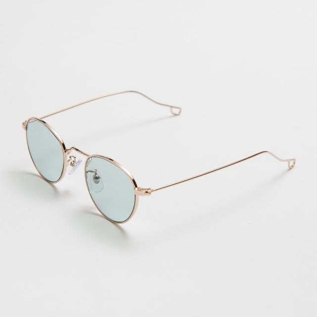 NATALIE Gold Green Lens sunglasses 《ナタリー ゴールド グリーンレンズ サングラス》