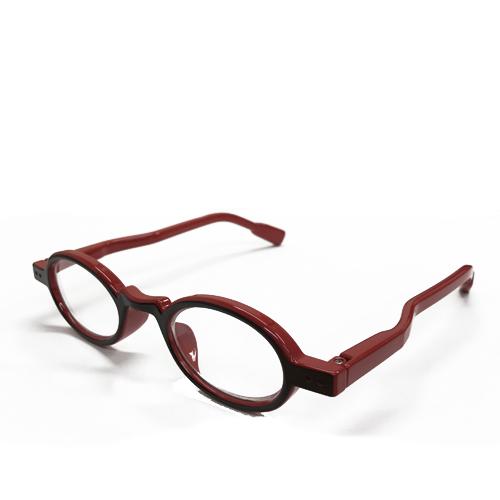 Ciqi Victor Red / ヴィクトー レッド 【JUJUBEEの老眼鏡ブランド】