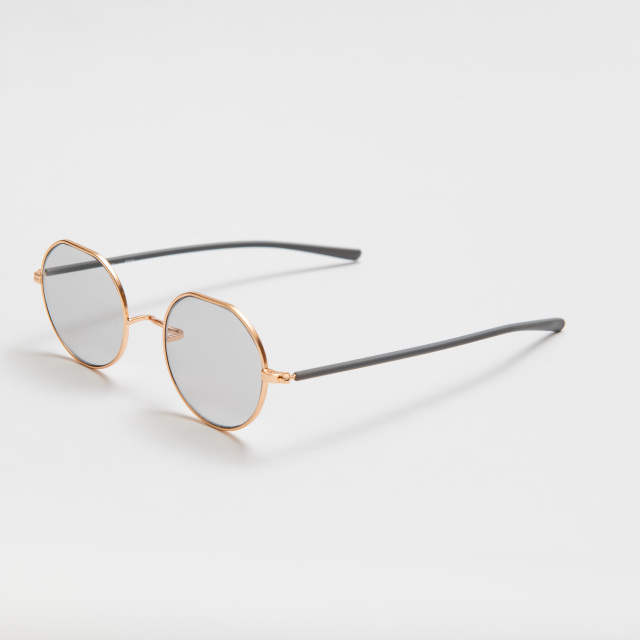 WELLER Slate Gray Gray Lens sunglasses 《ウェラー スレートグレー グレーレンズ サングラス》