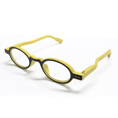 Ciqi Victor Yellow / ヴィクトー イエロー 【JUJUBEEの老眼鏡ブランド】