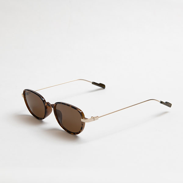 Ciqi Burt DARK BROWN Sunglasses / バート ダークブラウン 【シキのサングラス】