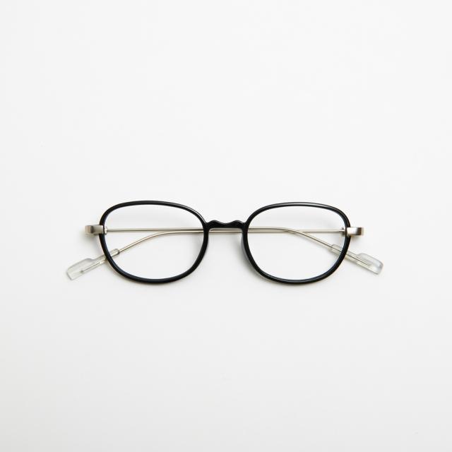 Ciqi Burt BLACK / バート ブラック  【シキのPCめがね・PC老眼鏡】