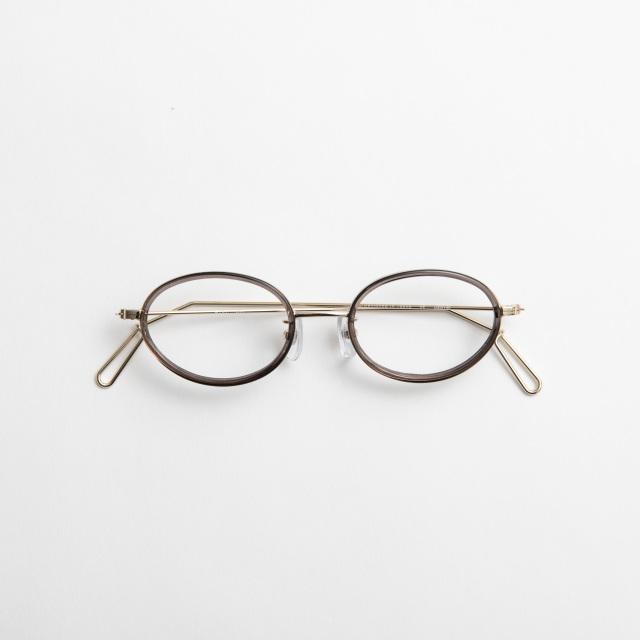 Ciqi Wes GRAY / ウェス グレイ  【シキのPCめがね・PC老眼鏡】