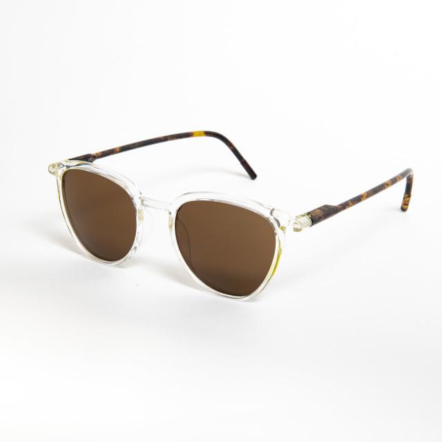 Ciqi Curtis CLEAR Sunglasses / カーティス クリアー 【シキのサングラス】