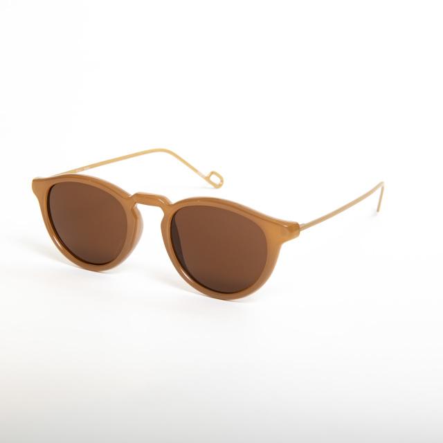 EVANS Sand Beige sunglasses 《エヴァンス サンドベージュ サングラス》