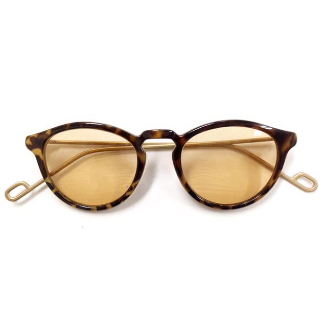Ciqi Evans STELLA ANTIQUE Light Color Sunglasses / エヴァンス ステラアンティーク ライトカラー 【シキのサングラス】